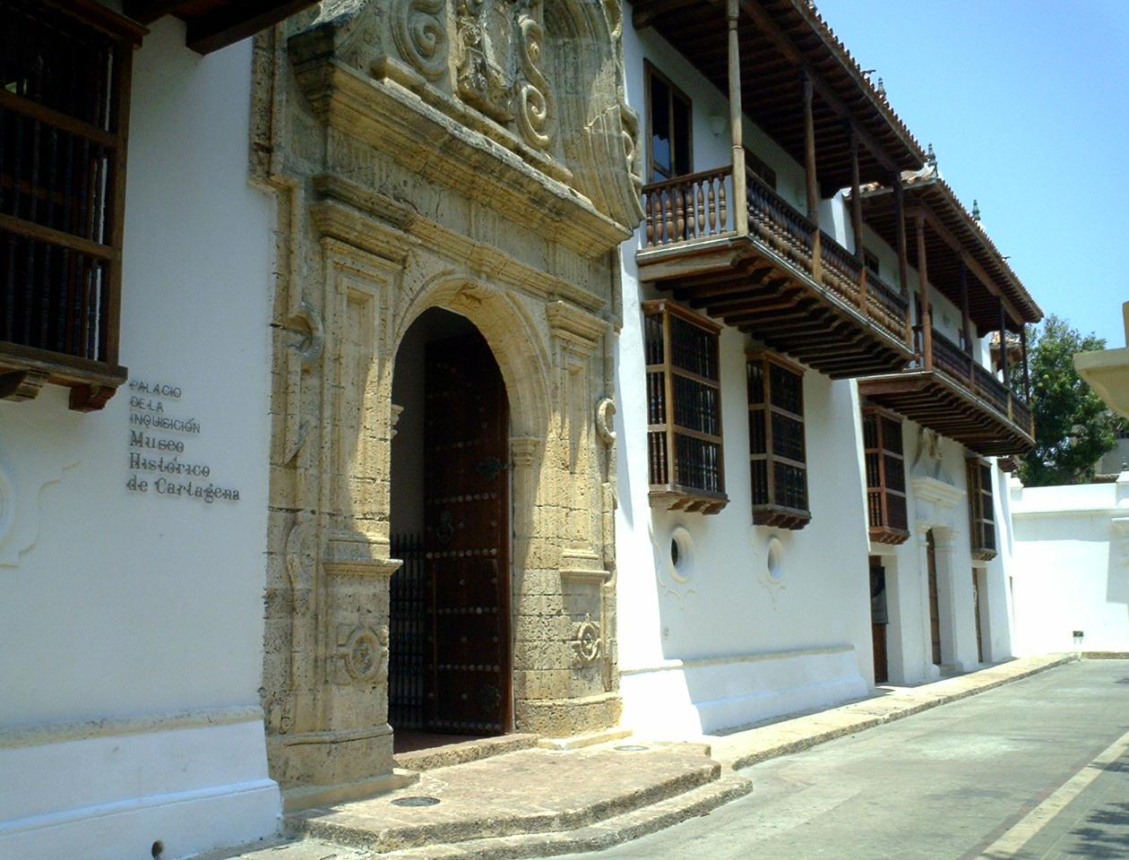 Inquisition Palace