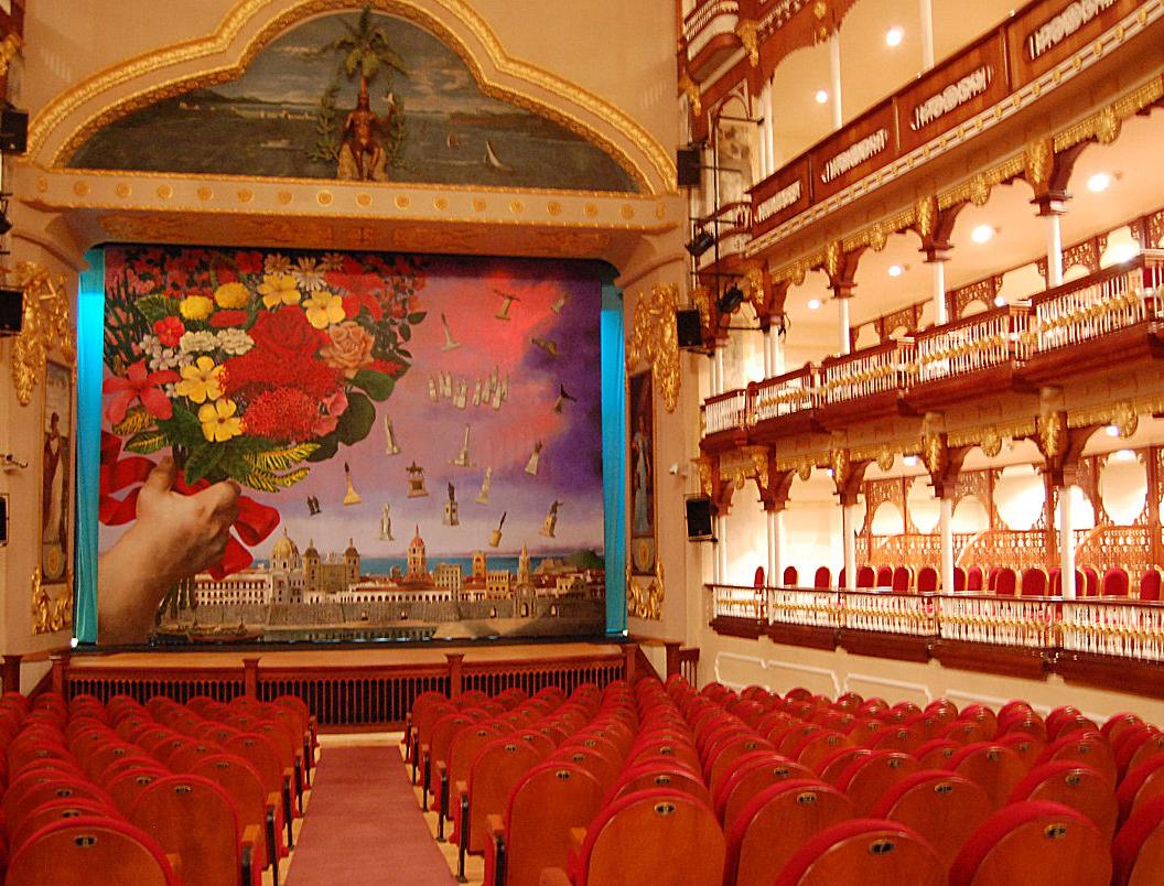 Heredia Theater